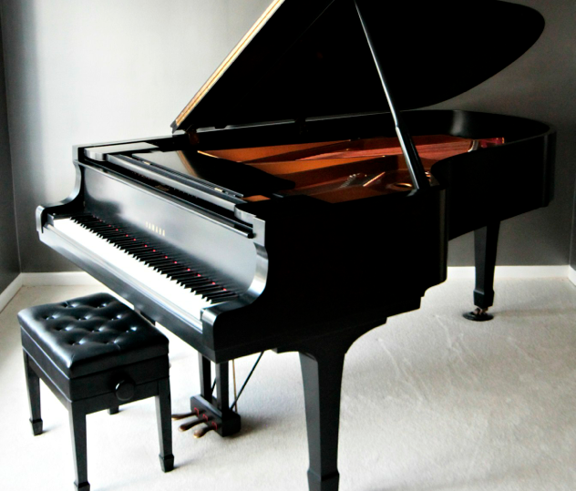 yamaha c7 grand piano 7 39 4 to 7 39 6 wells pianos. Black Bedroom Furniture Sets. Home Design Ideas