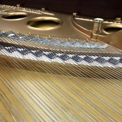 Steinway piano strings