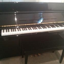 Yamaha M1A Upright Piano