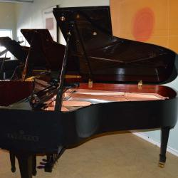 New Brodmann grand piano model PE 187-side
