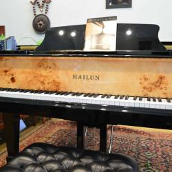 "Hailun 5'10"" model 178 Grand Piano. Has a beautiful detail"