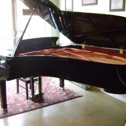 Hailun model 218 professional semi-concert grand