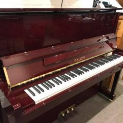 Hailun model 121 Mahogany Studio Piano