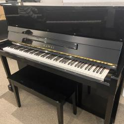"Kawai 48"" Studio Upright Piano Right"