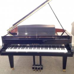 "Kawai GE-1 5'1"" Ebony Polish Grand 5-foot"