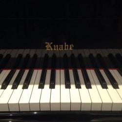 Knabe Grand Piano with Silent Option Keys