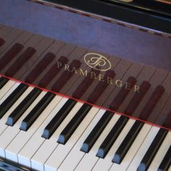 "J.P.Pramberger 5'9"" grand piano model 175 -action"