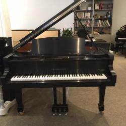 "5'2"" Pramberger Baby Grand PS157N front"