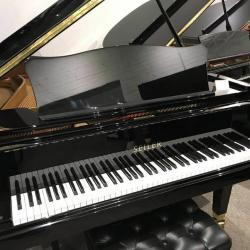 Seiler ED186 Grand Piano