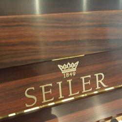 Seiler 126 Rosewood Key Cover