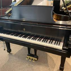 Steinway L - factory rebuild right