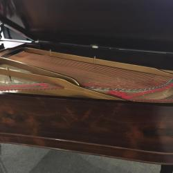 Steinway Style 2 Rosewood 7' Grand Piano Tail