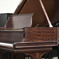 Rebuilt Steinway Model O Right Medium Distance