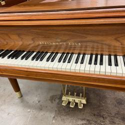 "Steinway Model M Teague Sketch 1111 ""Modern Centennial"" Grand Piano distance"