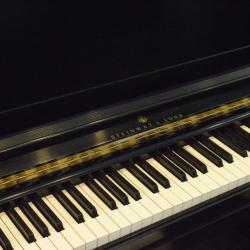 Steinway studio piano in fantastic condition