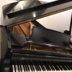 Steinway B Grand Piano Sides
