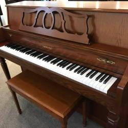 Yamaha Cherry Upright Piano