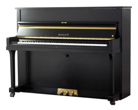 "Hailun 46"" Model 116 Upright Piano"
