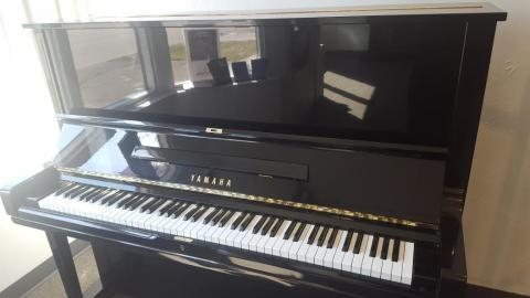 Yamaha U3 Studio Upright Piano