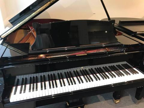 Pre owned Brodmann Grand Piano - Steinway A scale from Hamburg