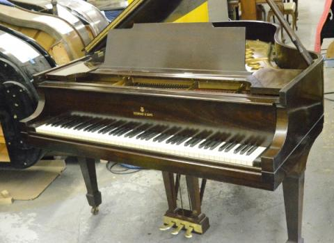 Steinway M - mahogany - great condition