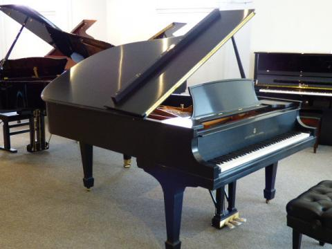 Steinway model A3 grand piano 6'4""