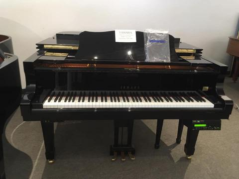 Yamaha C6 Disklavier in ebony polish
